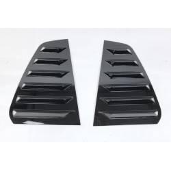 Cover windows Volkswagen Golf 7 / 7.5 5 Doors Glossy Black