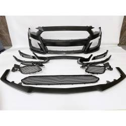 Front Bumper Ford Mustang 2018-2021 look GT500