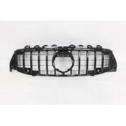 Front Grill Mercedes W118 Look GT Full Black