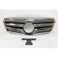 Front Grill Mercedes W212 2010-2013 Look AMG