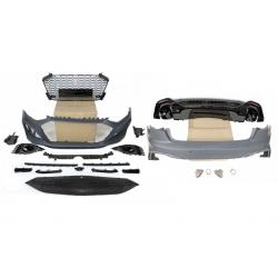 Body Kit Audi A4 2020+ Sedan Look RS4