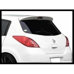 Spoiler Nissan Tiida