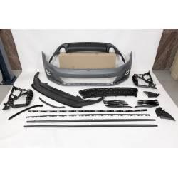 Body Kit Volkswagen Golf 7  3/5D Look GTI 2 Exhaust