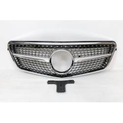 Front Grill Mercedes W212 2010-2013 Look Diamond