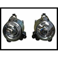 Set Of Fog Lamps For Bumper Volkswagen Golf 5