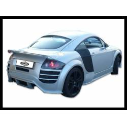 REAR BUMPER AUDI TT R8 TYPE