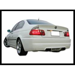 Rear Bumper BMW E46 98-04 2-Door M3 Type