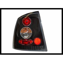 Set Of Rear Tail Lights Opel Astra G 3/5D, Lexus Black