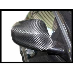 Carbon Fibre Mirror Covers BMW E90 2009