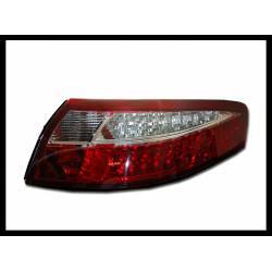 SET OF REAR TAIL LIGHTS PORSCHE 996 1997-2006, LED