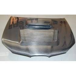 Carbon Fibre Bonnet Subaru Impreza 2006 WRX