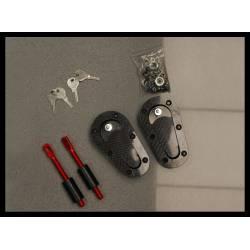 Set Of 2 Bonnet'S Safety Lock