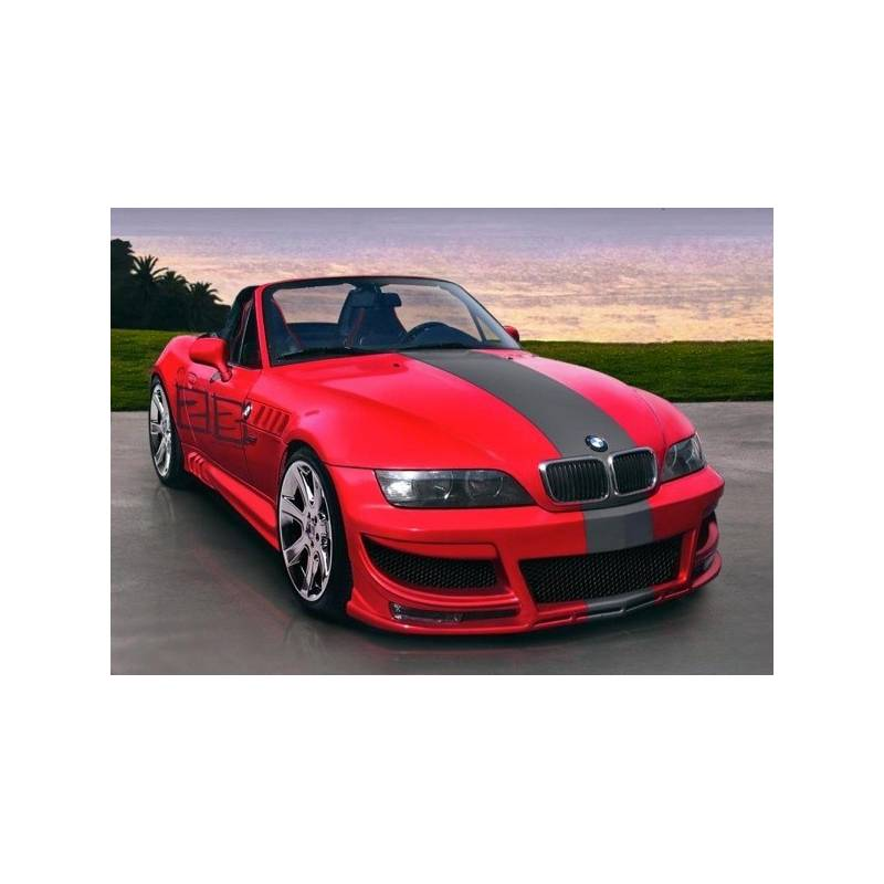 Front Bumper Bmw Z3 Tuning Carbon Hoods