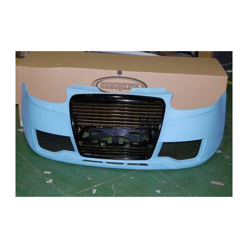 pare choc avant volkswagen golf 5 type s3 tuning carbon hoods. Black Bedroom Furniture Sets. Home Design Ideas