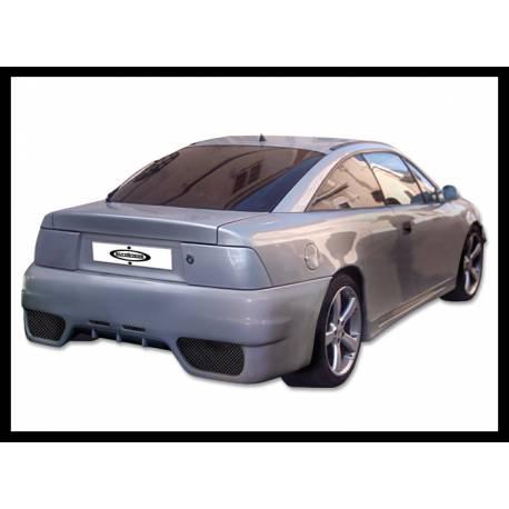 Rear Bumper Opel Calibra Modena Type Tuning Carbon Hoods