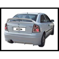 Rear Bumper Opel Astra G 3 Or 5-Door, Racing Type