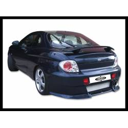 REAR BUMPER HYUNDAI COUPE 2000