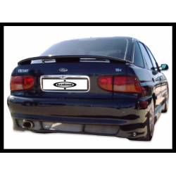 Rear Bumper Ford Escort, 3 Huecos Type