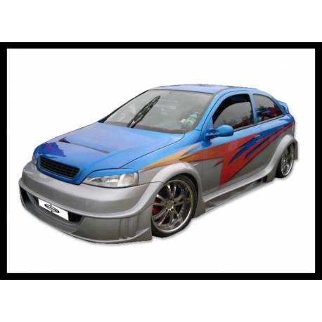 Front Bumper Opel Astra G X-Trem Type