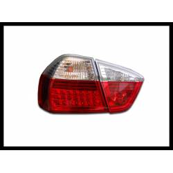 SET OF REAR TAIL LIGHTS BMW E90 LED