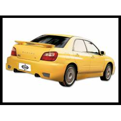 Rear Bumper Subaru 2001, WRX Type