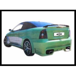 REAR BUMPER OPEL ASTRA G COUPE, MODENA TYPE