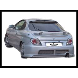 Rear Bumper Hyundai Coupe 2000 Combat Type