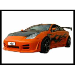 FRONT BUMPER TOYOTA CELICA 2000, R34 TYPE ENLARGED BODY