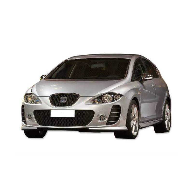 front bumper seat leon 2005 2008 fr type tuning carbon hoods. Black Bedroom Furniture Sets. Home Design Ideas