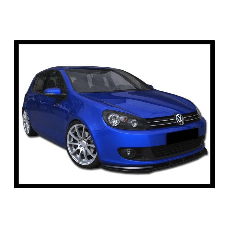 front spoiler volkswagen golf 6 not is for gti or r. Black Bedroom Furniture Sets. Home Design Ideas