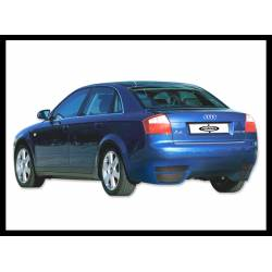 Rear Spoiler Audi A4 2002-2004