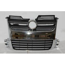 Grill Volkswagen Golf 5 Look R32 Chromed