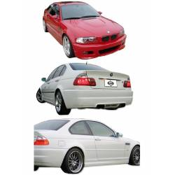 Body Kit BMW E46 2/4-Door 98-02 Look M3