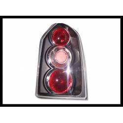 Set Of Rear Tail Lights Hyundai Tucson Lexus Black
