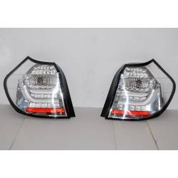 Rear Lights Cardna BMW E87 / E81 07-11  Flashing Led Lightbar