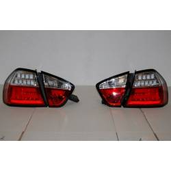 Set Of Rear Tail Lights BMW E90  Led Cardna