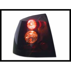 SET OF REAR TAIL LIGHTS OPEL ASTRA G 3/5-DOOR LEXUS BLACK