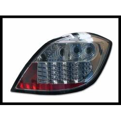 Set Of Rear Tail Lights Opel Astra H 2004/2008 5-Door Led