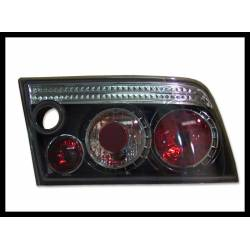 Set Of Rear Tail Lights Opel Calibra Lexus Black