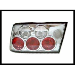 Set Of Rear Tail Lights Opel Calibra Lexus Chromed Type II