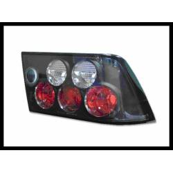Set Of Rear Tail Lights Opel Calibra Lexus Black Type II