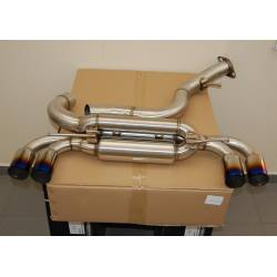 Exhaust BMW E82 M1