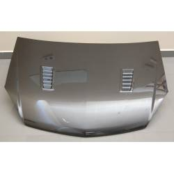 Carbon Fibre Bonnet Opel Astra H With Air Intake