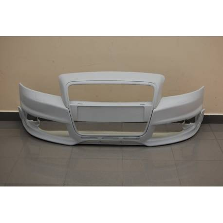 Front Bumper Audi Audi A4 02 04 Look Rs4 Tuning Carbon Hoods