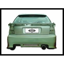 REAR BUMPER HONDA CIVIC 1996-2000, 3-DOOR,  BUDDY CLUB TYPE