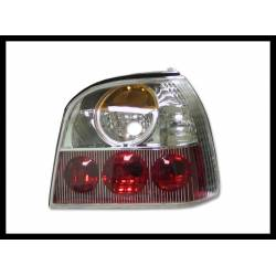 Set Of Rear Tail Lights Volkswagen Golf 3, Lexus