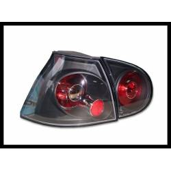 Set Of Rear Tail Lights Volkswagen Golf 5, Lexus Black