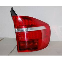 Set Of Rear Tail Lights BMW X5 From 2006 Onwards Led