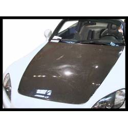 Carbon Fibre Bonnet Honda S2000 1999-2009