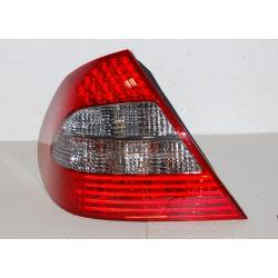 SET OF REAR TAIL LIGHTS MERCEDES W211 06-09 LED RED